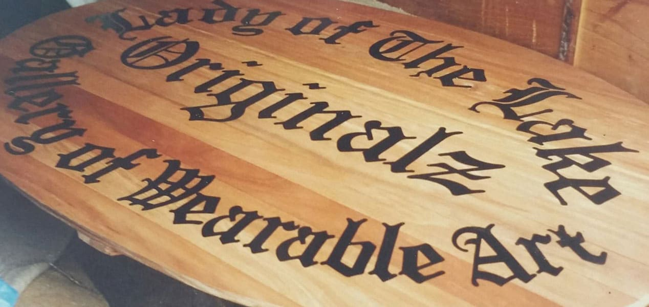 Townsville signwriting